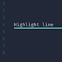 Highlight Line